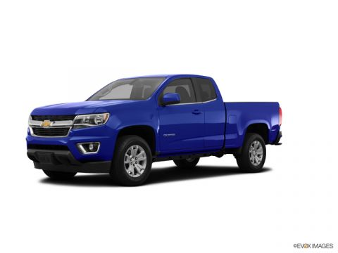 2016 Chevrolet Colorado LT V6 4X4 EXT CAB