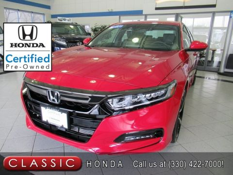 2019 Honda Accord 1.5T SPORT