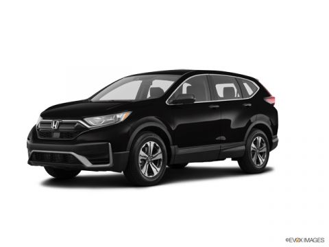 New 2020 Honda CR-V 5D 1.5T L4 LX