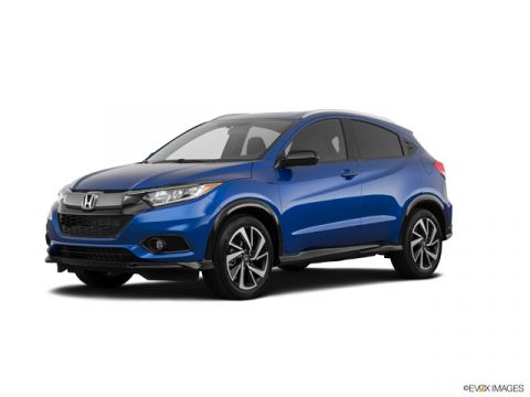 New 2020 Honda HR-V 5D 1.8 L4 SPORT