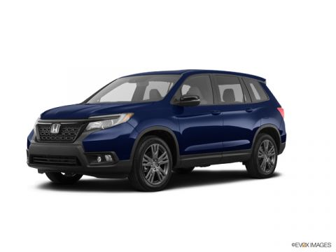 New 2020 Honda Passport 5D 3.5L V6 EX-L